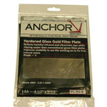 "Anchor Fs-3h-9 4"" x 5 Goldfilter Plate"