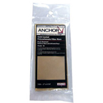 "Anchor Anchor 4-1/2"" x 5-1/4"" #12 Gc Poly Filter Plate"