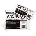 "Anchor 4 1/2"" x 5 1/4"" 50%cr-39 Cover Lens"
