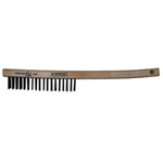 Anchor Anchor Carbon Steel Curved Handle Brush