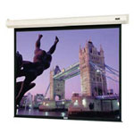 Mediatech Cosmopolitan Electrol MT-40782 - Projection Screen (motorized) - 100 In ( 254 cm )
