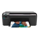 HP Photosmart C4780 All-in-One multifunction ( printer / copier / scanner ) ( color )
