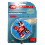 Cambro Storesafe Dissolvable Food Labels