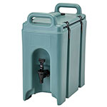 Cambro Slate Blue Container, 2.5 Gallon