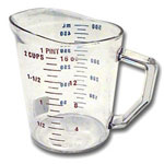 Cambro 1 Pint Measuring Cup