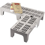 Cambro Speckled Gray Dunnage Rack, 30""