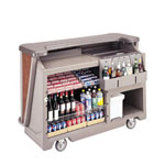 "Cambro 67"" Portable Bar with Ice Bin"