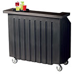 "Cambro 54"" Portable Bar with Ice Bin"
