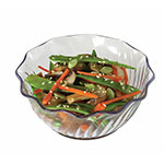 Cambro 13 oz. Swirl Serving Bowl, Clear