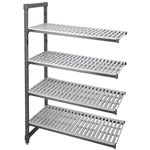 "Cambro Camshelving® Elements Add-On Unit 18"" x 60"" x 72"""