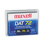 Maxell DAT-72 - 36 GB / 72 GB - Storage Media