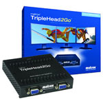 Matrox Graphics EXpansion Module TripleHead2Go Analog Edition - Video Converter