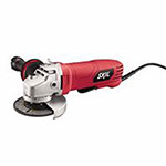 Skil Paddle switch, 4 1/2 in Angle Grinders, 4 1/2 in Dia, 7.5 A, 11,000 rpm, No-Lock