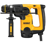 "Dewalt Tools 1"" L-Shape SDS Rotary Hammer Kit"