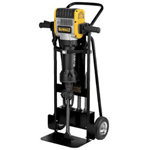 Dewalt Tools Heavy Duty Pavement Breaker w/Hammer Truck And S