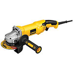 Dewalt Tools High Performance Angle Grinders, 4.5in/5in Dia, 13 A, 9,000 rpm, Trigger, ZipGrip TE2400 Adhesive, 1 oz, Bottle, Clear