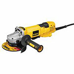 Dewalt Tools No Lock, High-Perf Cut-Off Tool/Angle Grinders, 6in, 13A, 9000 rpm, Paddle Switch