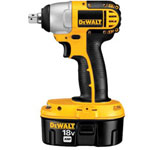 Dewalt Tools 18v Compact Impact Wrench