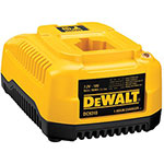 Dewalt Tools 1 Hour Charger, 1 Hour Charger 7.2 - 18 Volt, NiCd/NiMH/Li-Ion Fast Charger