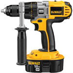 "Dewalt Tools 1/2"" (13mm) 18V Cordless XRP Hammerdrill/Drill/Drive Base Only"
