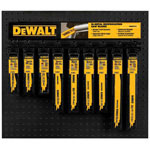 Dewalt Tools 9 SKU DEMO RECIP 5-PACKPRODUCT