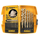 "Dewalt Tools 29 Piece Pilot Point Set w/1/2"" Bit"