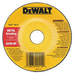 "Dewalt Tools 5""X1/4""X5/8""-11 METAL GENERAL PURPOSE GRINDING W"