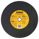 "Dewalt Tools 14"" x 3/32"" x 7/64"" x 1"" general Purpose Chop Saw Wheel"