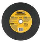"Dewalt Tools 12"" x 3/32"" Gp Chop Saw Wheel"