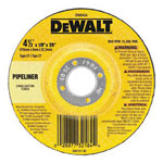 "Dewalt Tools 4-1/2"" x 1/8"" x 5/8"" -11 Pipeliner Cutting / Grinding"