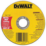 "Dewalt Tools 5"" x .045"" x 7/8"" XP Metal and Stainless Cutting Wheel"