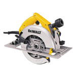 "Dewalt Tools 7-1/4"" Rear Pivot Circular Saw w/Brake"