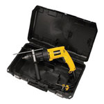 "Dewalt Tools 1/2"" Hammer Drill Kit7.2amp 2-sp"