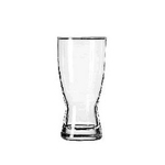 Libbey 11 Oz. Heat Treated Hour Glass Pilsner Glass