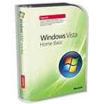 Microsoft Windows Vista Home Basic - Upgrade Package
