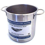 The Vollrath Company 7 1/2 Quart Stainless Steel Stock Pot