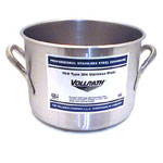 The Vollrath Company 16 Quart Stainless Steel Stock Pot