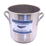 The Vollrath Company 24 Quart Stainless Steel Stock Pot