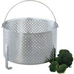 "The Vollrath Company 7"" Footed Steamer Basket"