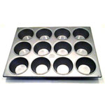 C.M. Products Extra Large Cup Muffin Pan