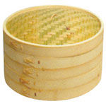 "Town Foodservice Equip 8"" Bamboo Steamer Set"