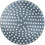 American Metalcraft Aluminum Perforated Disk, 15""