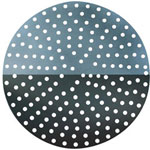 American Metalcraft Aluminum Perforated Disk, 17""