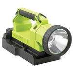 Brightstar LightHawk LED Rechargeable Lantern, Hi-Vis Green