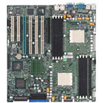 Supermicro H8DAE - Motherboard - Extended ATX - AMD-8111 / AMD-8131