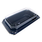 Pure Packaging 4Corners Deep Hinge Lid Snack Box
