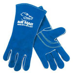 "Memphis Glove 13"" Blue Beast Welders Gloves ReinForced"