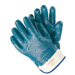 Memphis Glove Predator Rough Palm Coated Gloves Jersey Line