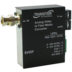 XBlue Stand-Alone Analog CCTV Video Transmitter - Video Extender