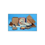 "Smyrna Container Pizza Boxes 12"" x 12"" x 2"""
